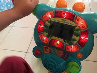 VTECH Bicycle Computer games