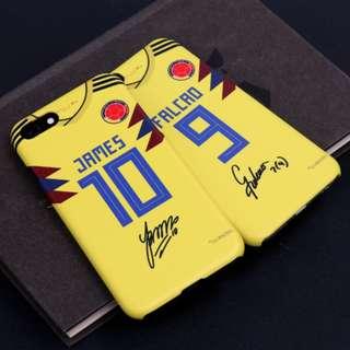 <<2018世界杯系列 – 哥倫比亞國家隊主場手機殼! >>