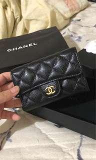 Chanel 經典卡夾 零錢包