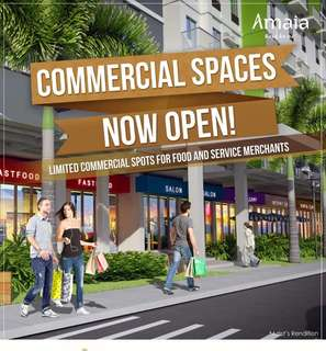 Commercial Center in Novaliches Quezon City by Ayala Land