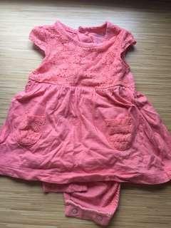 Carter Baby dress