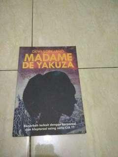 Dewi Soekarno Madame de Yakuza