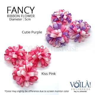 Ribbon Flower - Fancy Ribbon