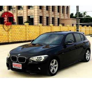 BMW 118I 公里跑少 車況超優!稀有出售