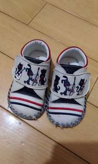 🚚 愛的世界 LOVE WORLD 學步鞋#13.5公分