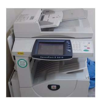 Used Fuji Xerox ApeosPort-II 5010 Photo Copier for Sale Excellent Condition