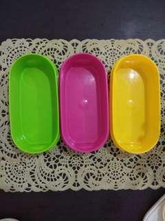 Tupperware kotak makan