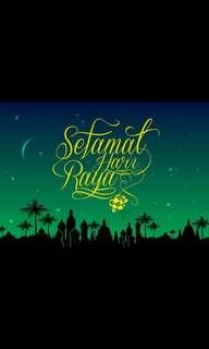 Car Rental for Hari Raya or Malaysia W Driver