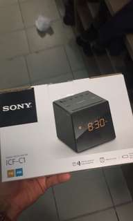 Song Alarm Clock Radio
