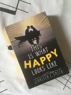 This Is What Happy Looks Like book