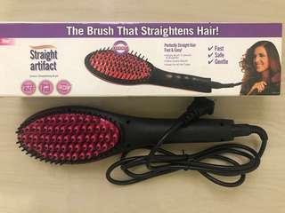 Straight Artifact : The Brush That Straightens Hair!