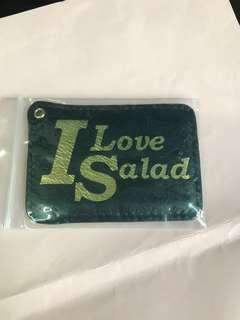 Salad 真皮八達通套