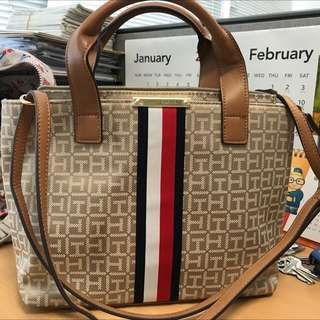 Tommy hilfiger Bags and Wristlet