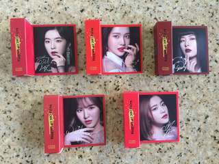 ETUDE HOUSE RED VELVET MATTE CHIC LIP LACQUER