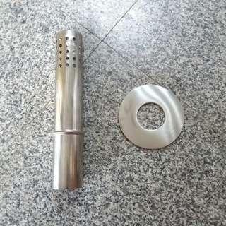 🚚 (全新)熱水器修飾蓋/戶外防倒風管
