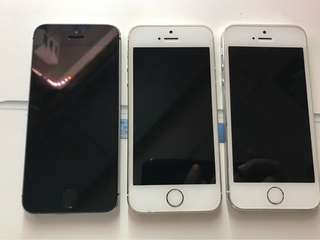 iPhone 5s 32G Japan version unlock can use all sim anywhere / 日本版已解鎖 可用所有SIM卡 Cheap cheap 1 months warranty