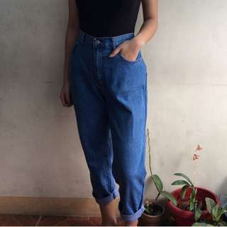 Hi waist Jeans
