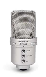 Samson G Track USB Microphone