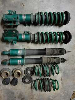 Tein suspension for Swift Sport ZC31s