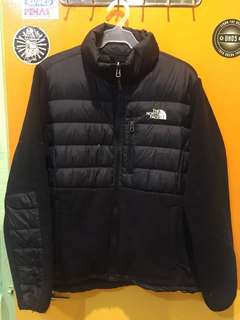 The North Face (down jacket)
