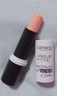 Catrice Lip Scrub & Balm