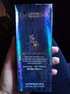 Get New Skin Collagen BB Cream