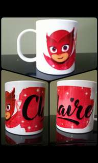 Personalized Plastic Mug, Suitable for Kids