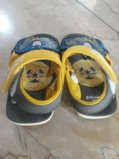 Sepatu Sandal Spiderman