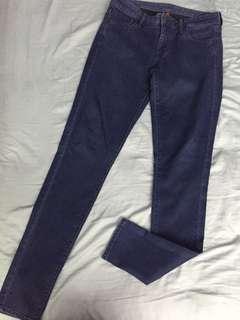 Uniqlo Dark Blue Jeans
