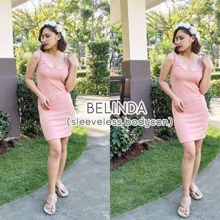 belinda bodycon dress