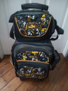 Hawk trolley bag