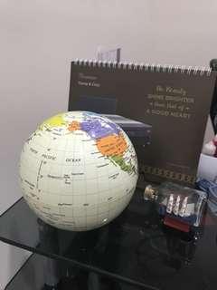 Bola dunia globe