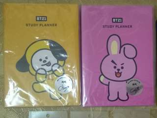 BT21 Study Planner - Chimmy