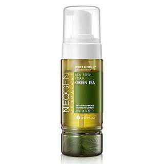 Neogen Real Fresh Foam Green Tea Cleanser