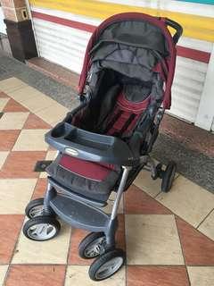 Graco大空間嬰兒推車
