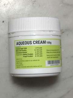 Aqueous Cream for Dry Skin