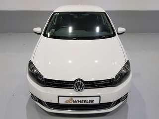 Volkswagen Golf Sport 1.4 TSI