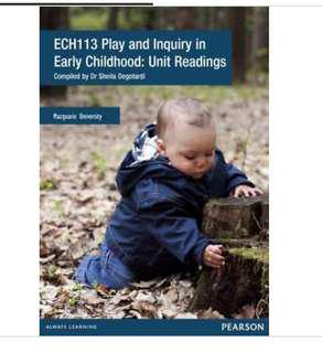 Play and inquiry textbook