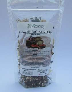 REMPAH FACIAL STEAM