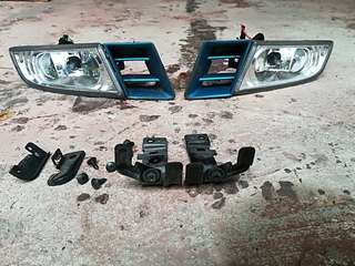 Fog Lamp Bumper Honda Civic FD