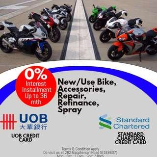 Bike Reloan / Refinancing