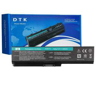 593.Dtk New Laptop Notebook Battery For Toshiba Computer PA3817U-1BRS PA3817U-1BAS PA3818U PA3819U-1BRS Select Models