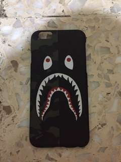 Casing iphone 6 custome bape