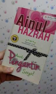 Novel Cinta