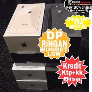 Cash/Kredit Apple iPhone 8 - 64GB New-Ditoko Dp Call/Wa ; 081905288895