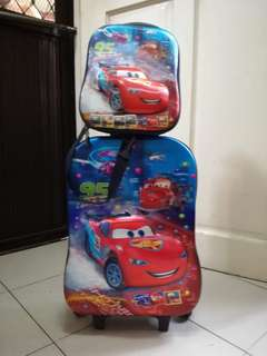 trolley bag for kids (pre loved)
