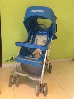 EUC BabyOne light stroller