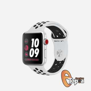 Apple Watch Nike+ Series 3 GPS + Cellular 38mm