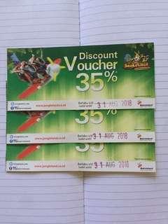 Jungleland Discount Voucher