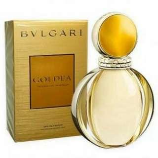 BVLGARI GOLDEA THE ESSENCE FOR WOMAN